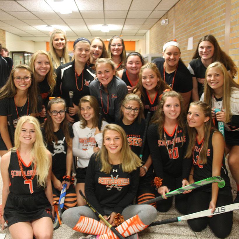 Varsity Field Hockey Team
