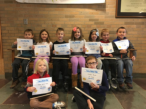 Bucket Fillers for Dec. 16