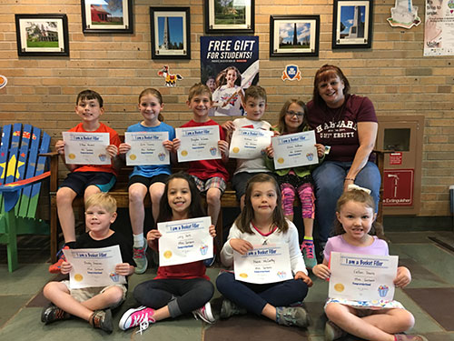 Bucket Fillers for May 18