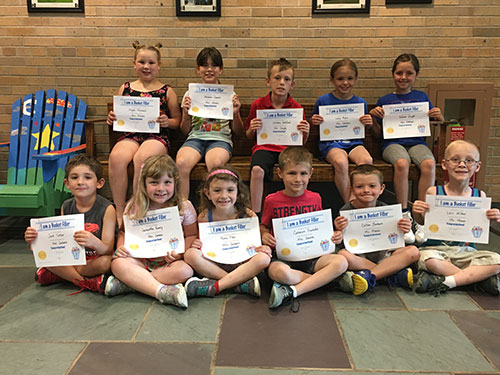 Bucket Fillers for June 8, 2018