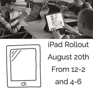 iPad Rollout