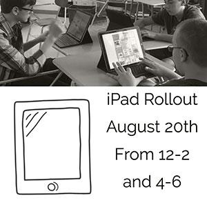 iPad Rollout