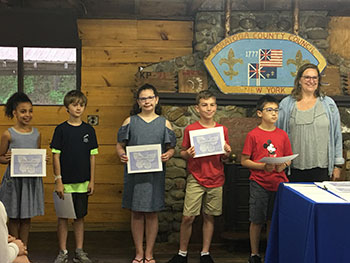 Earth Day Essay Contest Winners
