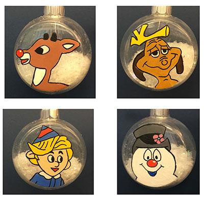 Ornament choices