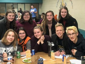 High school academic team competes in Vermont