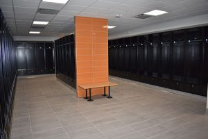 Boys team room