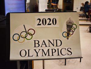 2020 Band Olympics