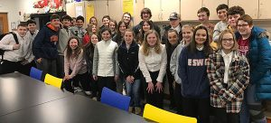 FFA students participate in the district 3 competition