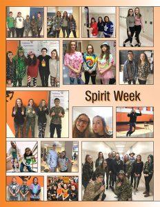 Schuylerville yearbook preview