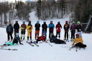 2020-21 ski team