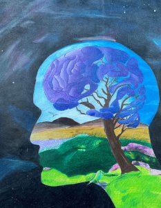 "Rachael Stortz ""Landscape of Life"""