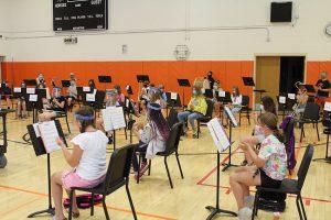 Elementary Band Jam