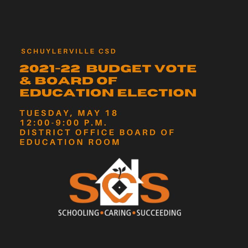 Budget vote information